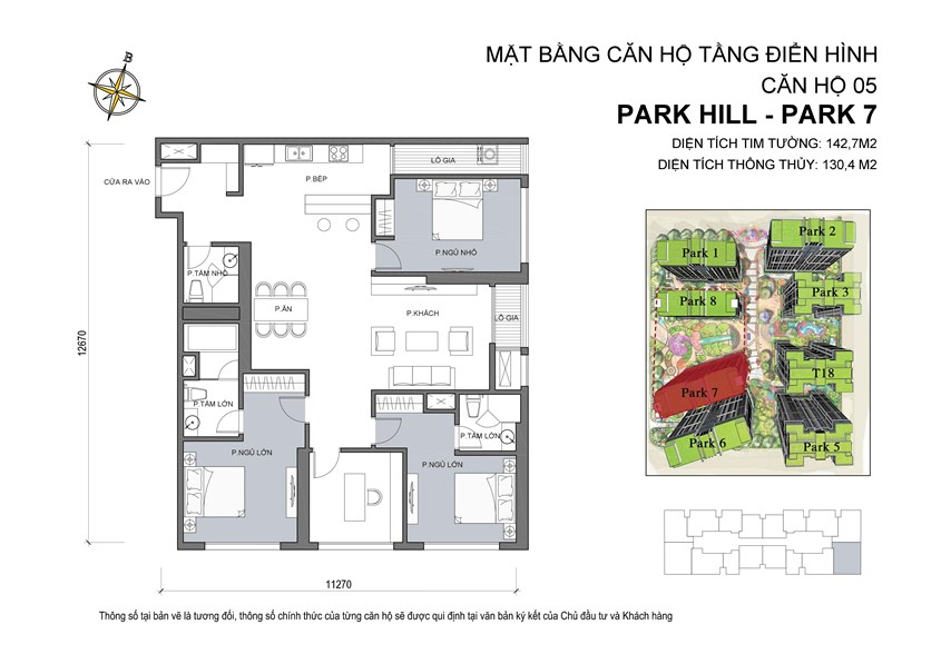 05 Mat bang can ho so 05 Park 7
