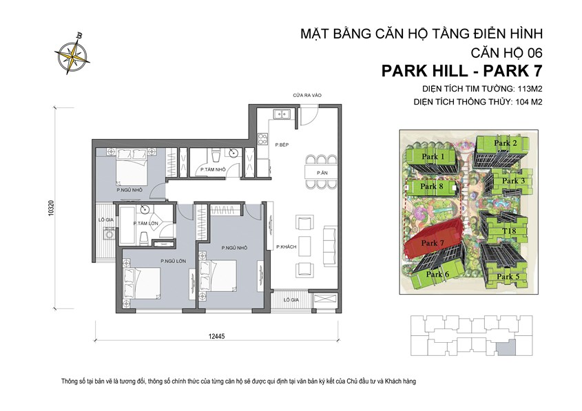 06 Mat bang can ho so 06 Park 7