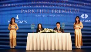 Park Hill Premium là thương hiệu cao cấp nhất tại Times City