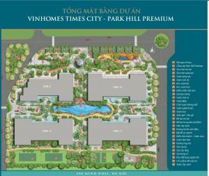 30 Tiện ích Park Hill PREMIUM