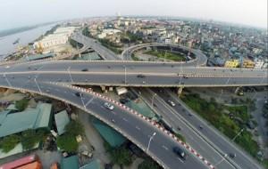 Vingroup ứng 1.000 tỷ đồng mở rộng đường Vĩnh Tuy- Mai Động qua Times City