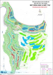 Quy hoạch và thiết kế biệt thự Vinpearl Golf Land