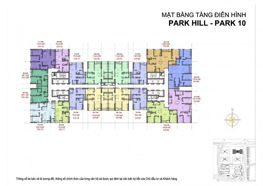 mat bang park 10 parkhill premium