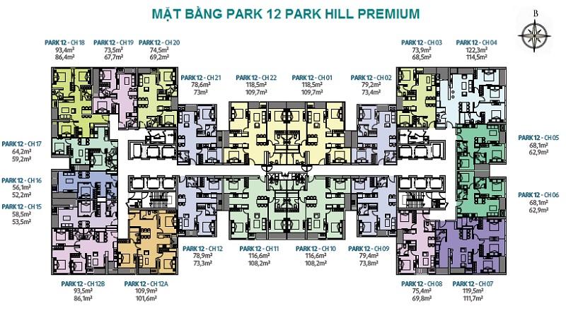 Park 12- Park Hill Premium