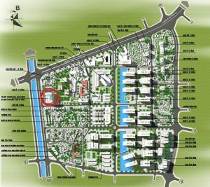 Quy hoạch 1/500 Times City và quận Hai Bà Trưng