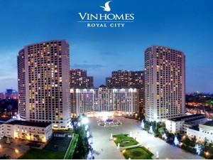 Giới thiệu dự án Vinhomes Royal City