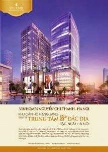 Vinhomes Nguyễn Chí Thanh
