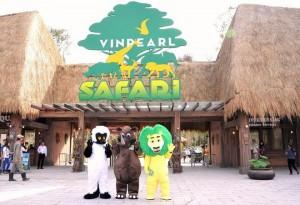 Khai trương vườn thú bán hoang dã Vinpearl Safari Phú Quốc