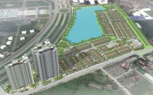 Hà Nội quy hoạch dự án gần 32 ha ở Mễ Trì do Vingroup đầu tư