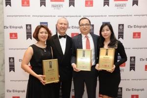 Vingroup thắng lớn tại giải BĐS châu Á Thái Bình Dương