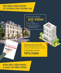 Những ai nên đầu tư Shophouse Boutique Sungroup Hạ Long 2018